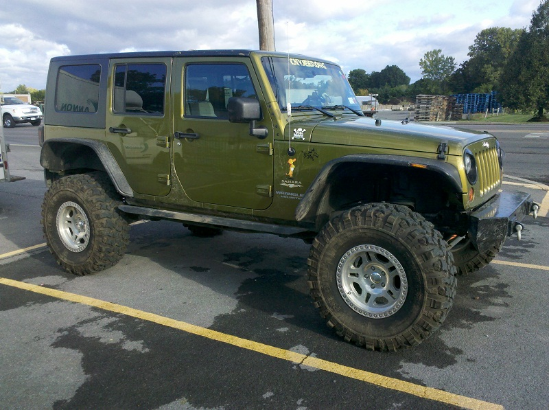 Rescue Green Jeep >> The Rescue Green Machines Page 4 Jkowners Com Jeep