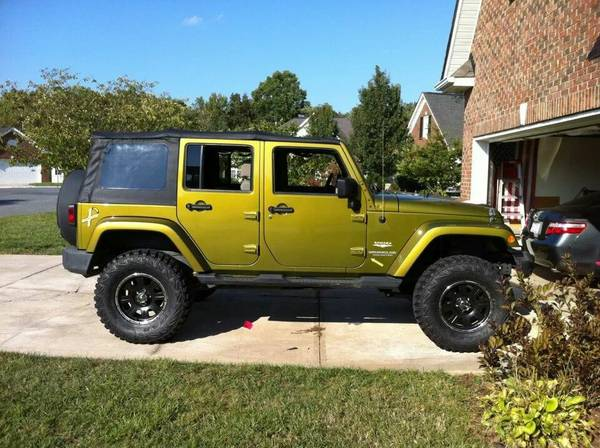 Rescue Green Jeep >> Nc 08 Rescue Green Sahara Unlimited Jkowners Com Jeep