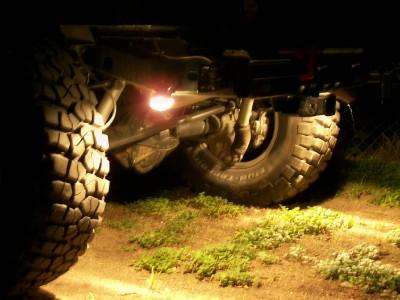 Back-up / trail lights... - JKowners.com : Jeep Wrangler JK ... on