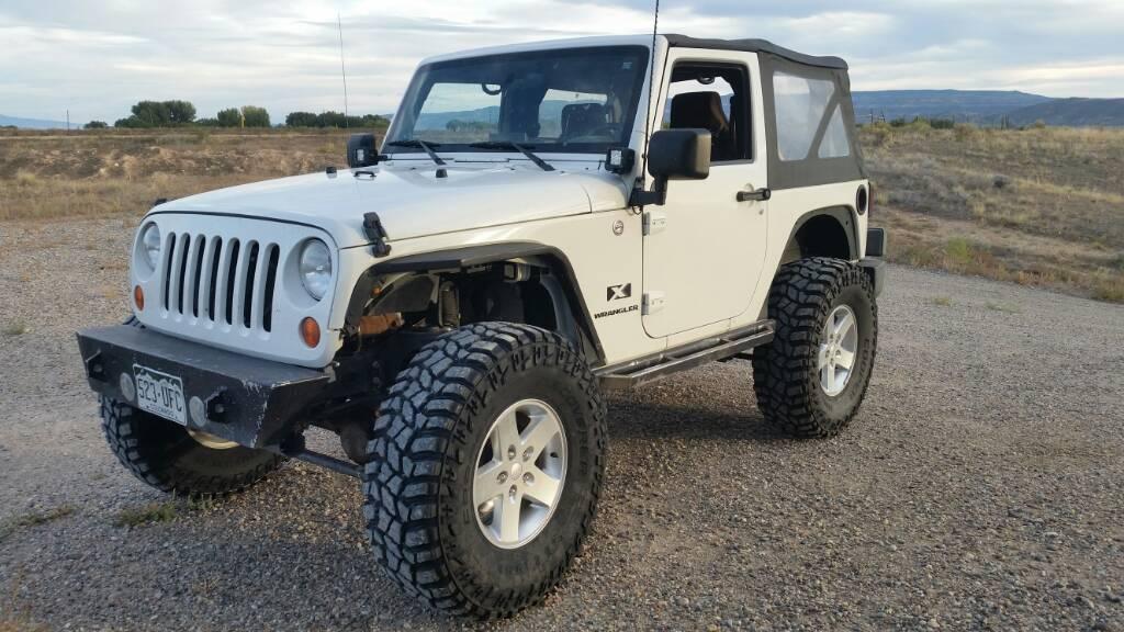 Cooper Discoverer Stt Pro Above The Treeline Jkowners Com Jeep Wrangler Jk Forum