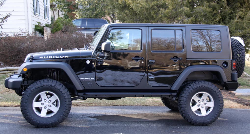 jeep angle unlimited rubicon sale front white for wrangler