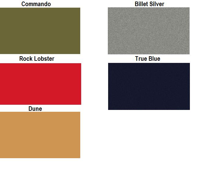 New 2013 Colors. Attachment 52366