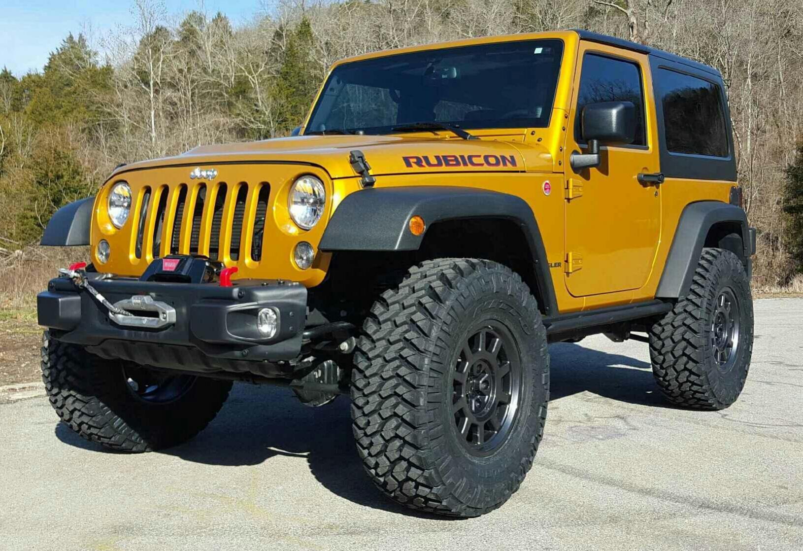 Butterface - JKowners.com : Jeep Wrangler JK Forum