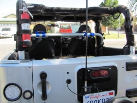 3rd brake light options no tire carrier JKowners Jeep – Jeep Wrangler Third Brake Light Wiring