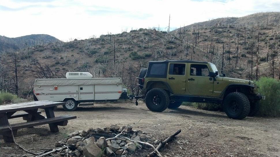 Towing a pop-up? - JKowners com : Jeep Wrangler JK Forum