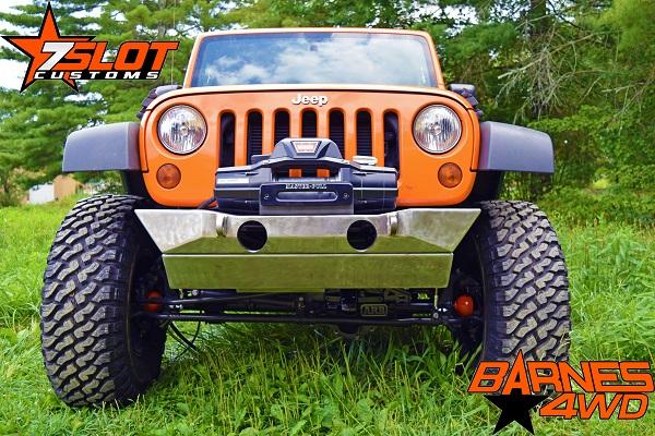 Stubby Jeep JK Front Bumper - JKowners com : Jeep Wrangler JK Forum