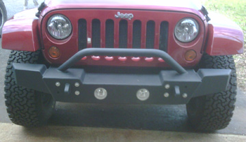 Name:  front bumper installed.jpg Views: 1612 Size:  46.5 KB