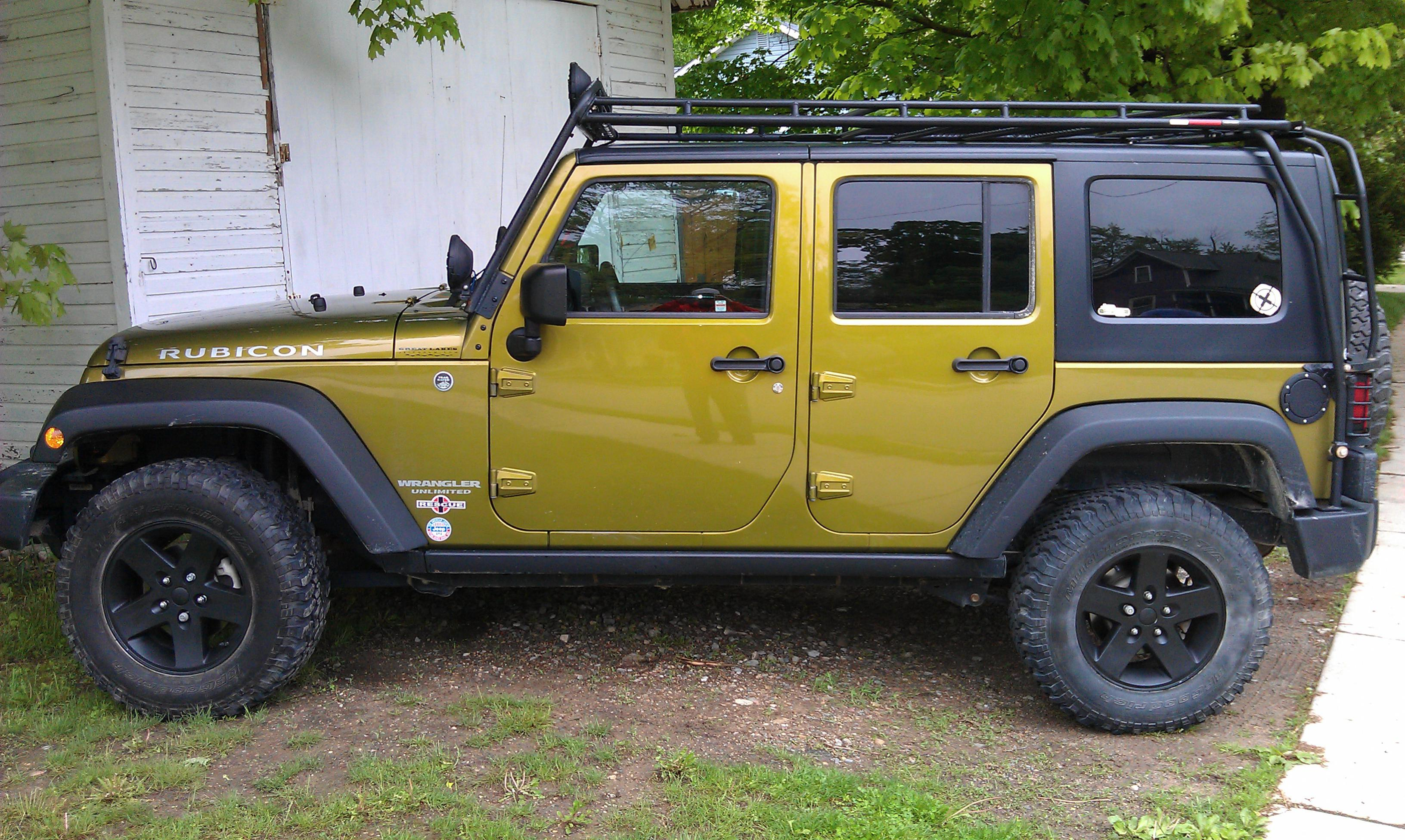EXPEDITION HARDWARE GOBI RECON Page 2 JKowners Jeep