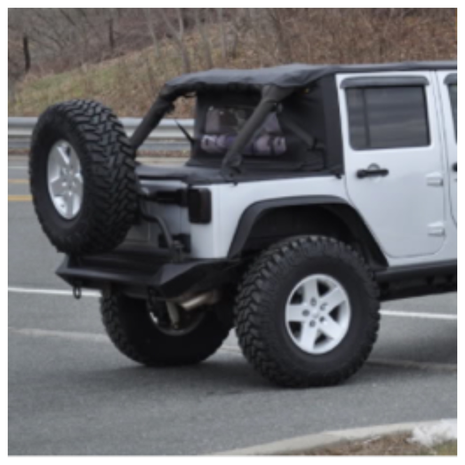What soft top setup is this JKowners Jeep Wrangler JK Forum