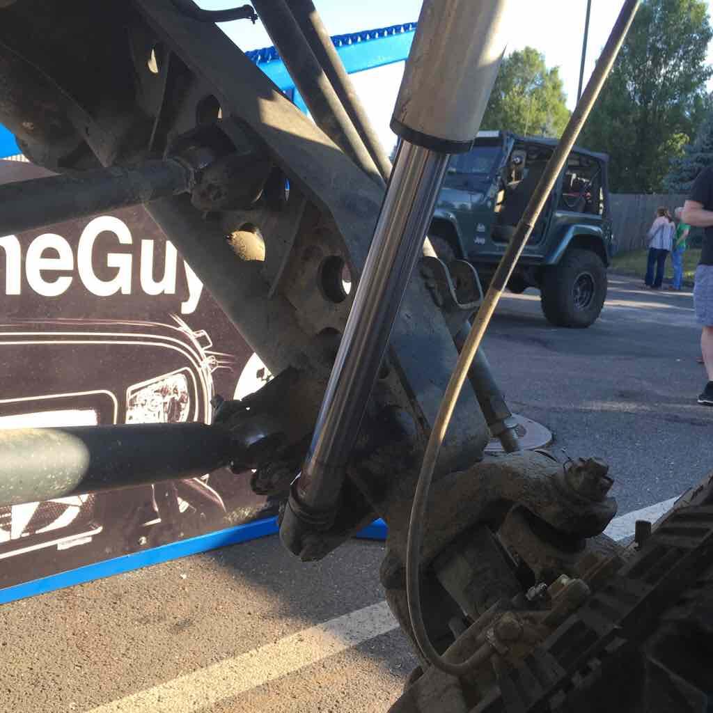 Air Shocks Jkowners Com Jeep Wrangler Jk Forum
