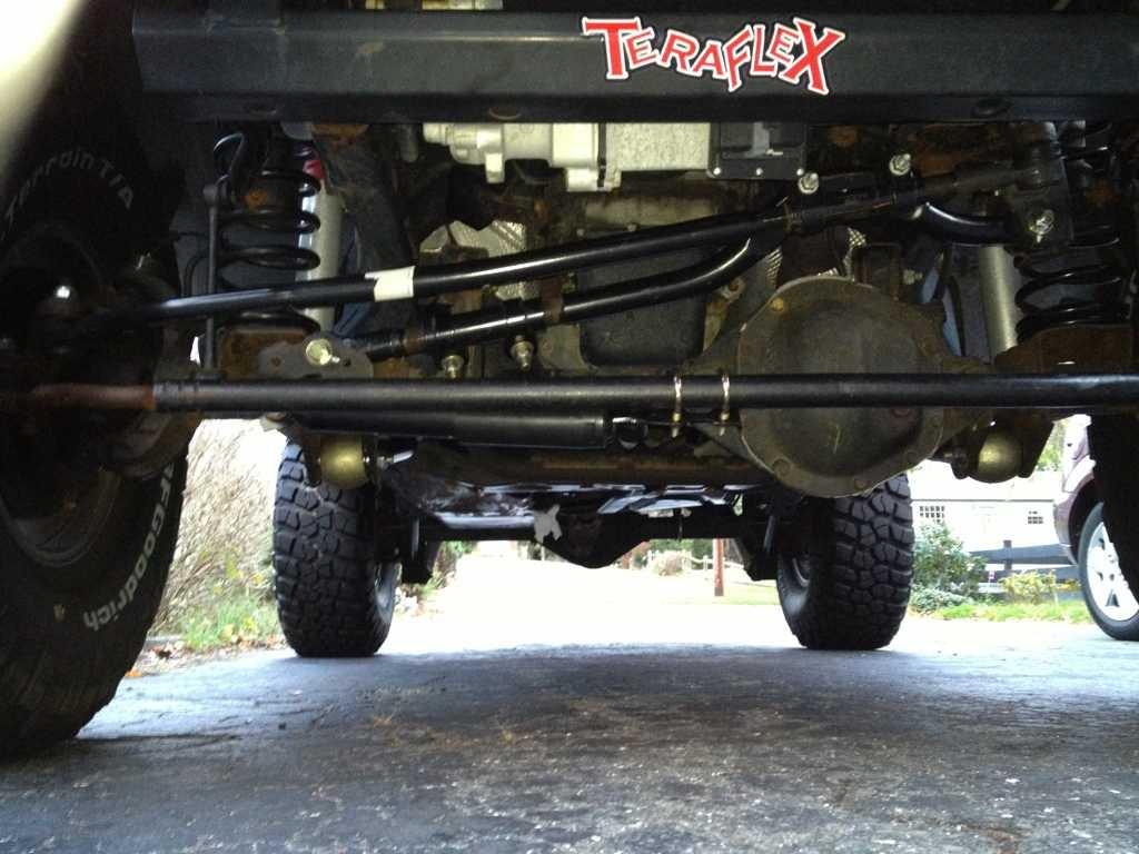 Stock drag link - JKowners.com : Jeep Wrangler JK Forum