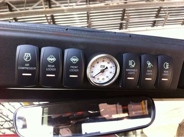 Ford Greenville Sc >> pics of your switches - JKowners.com : Jeep Wrangler JK Forum