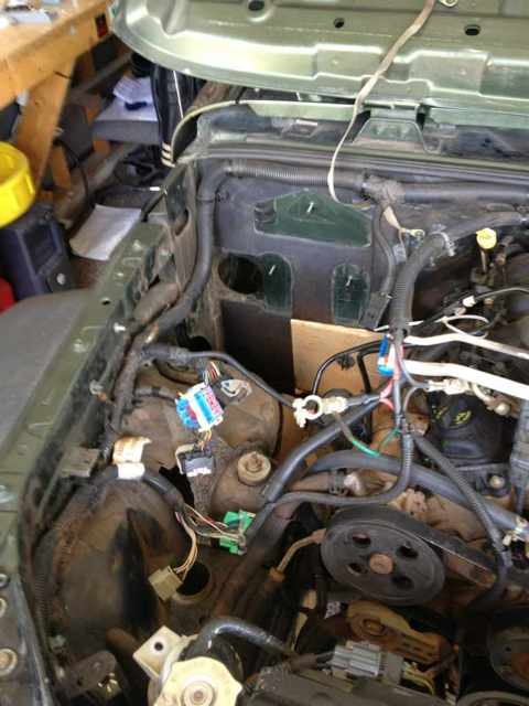 tj ac heater issue jeep wrangler forum jk wiring harness