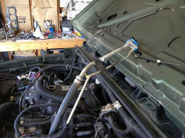 2008 Jk Heater Core Replacement