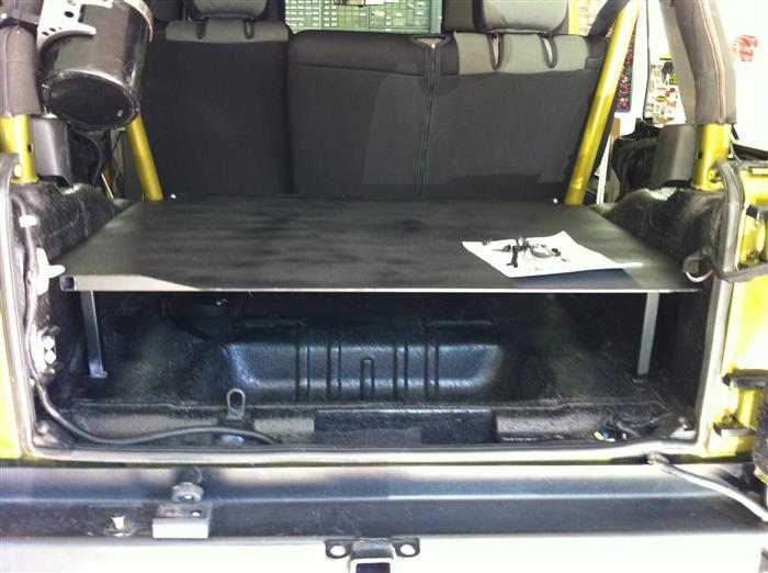 Homemade Trunk Ideas Jkowners Com Jeep Wrangler Jk Forum