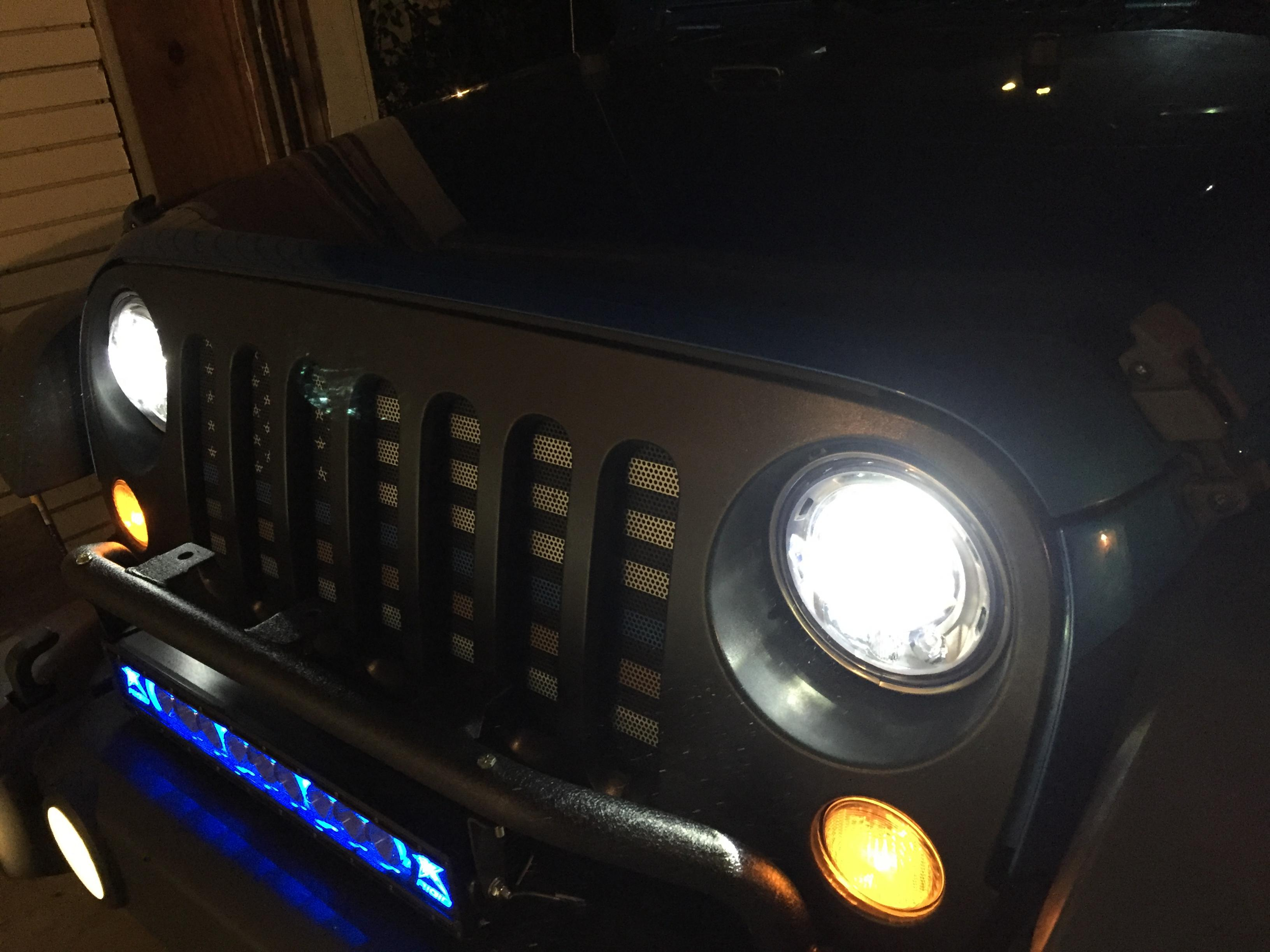 img a on which blog rubicon jeep i the headlights just install had removal be wrangler momma to very my remove found recently new added led grille
