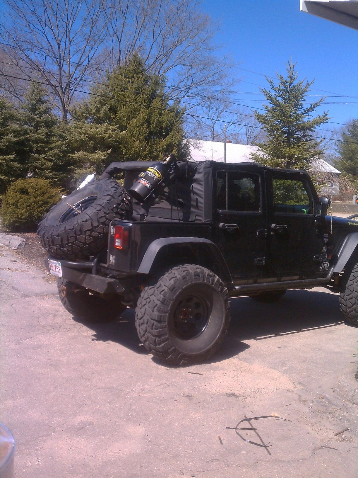 bikini top and deck covers - page 2 - jkowners : jeep