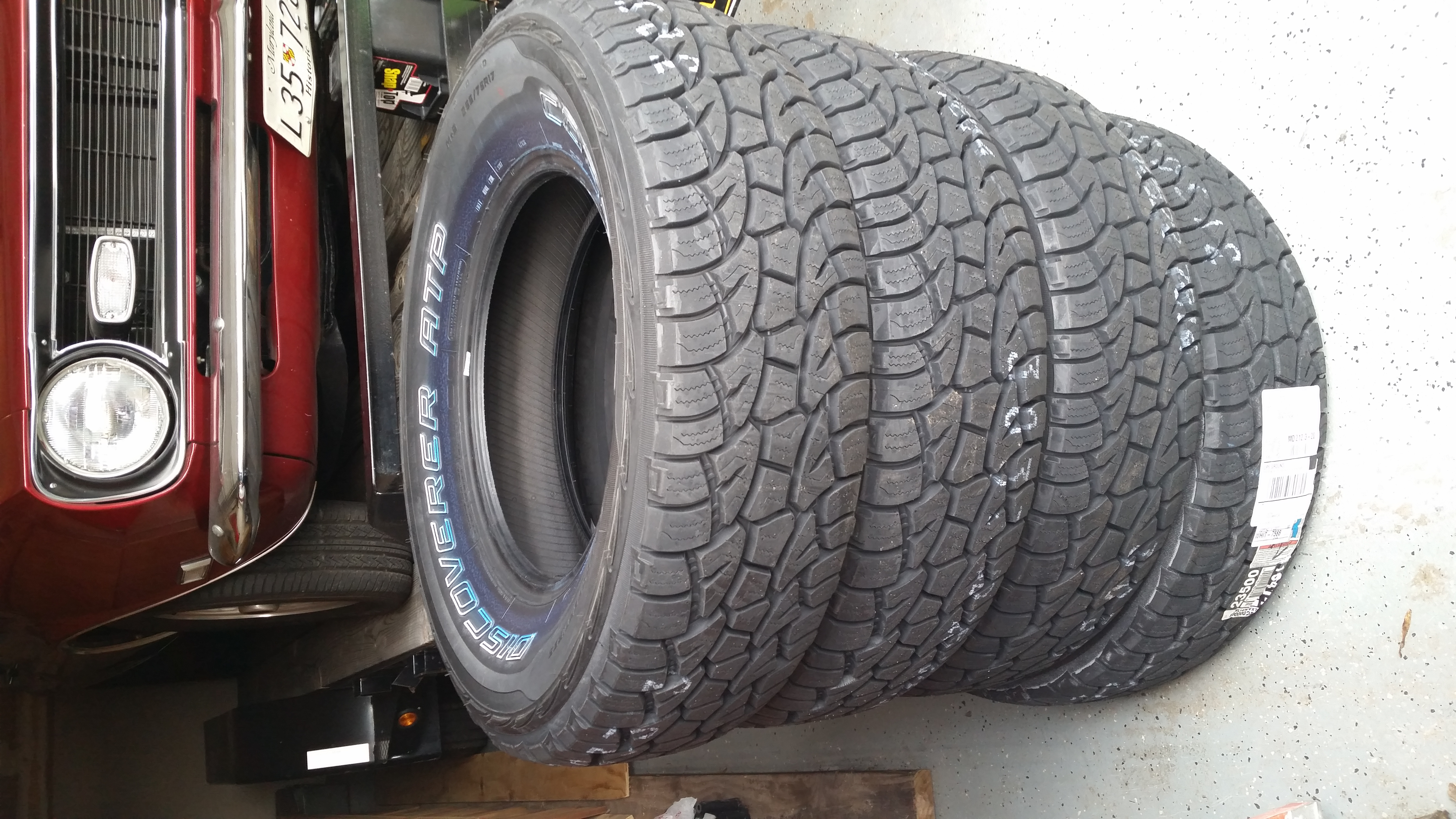 Name:  NewTires.jpg