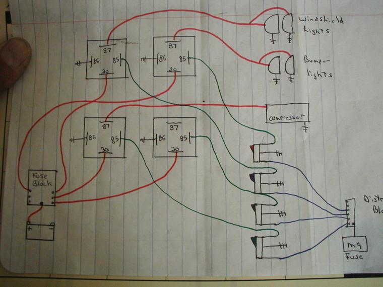wiring diagram - jkowners : jeep wrangler jk forum, Wiring diagram