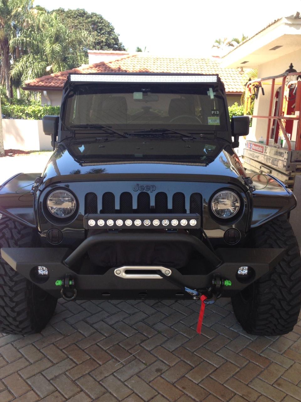 chinese light bars - jkowners : jeep wrangler jk forum
