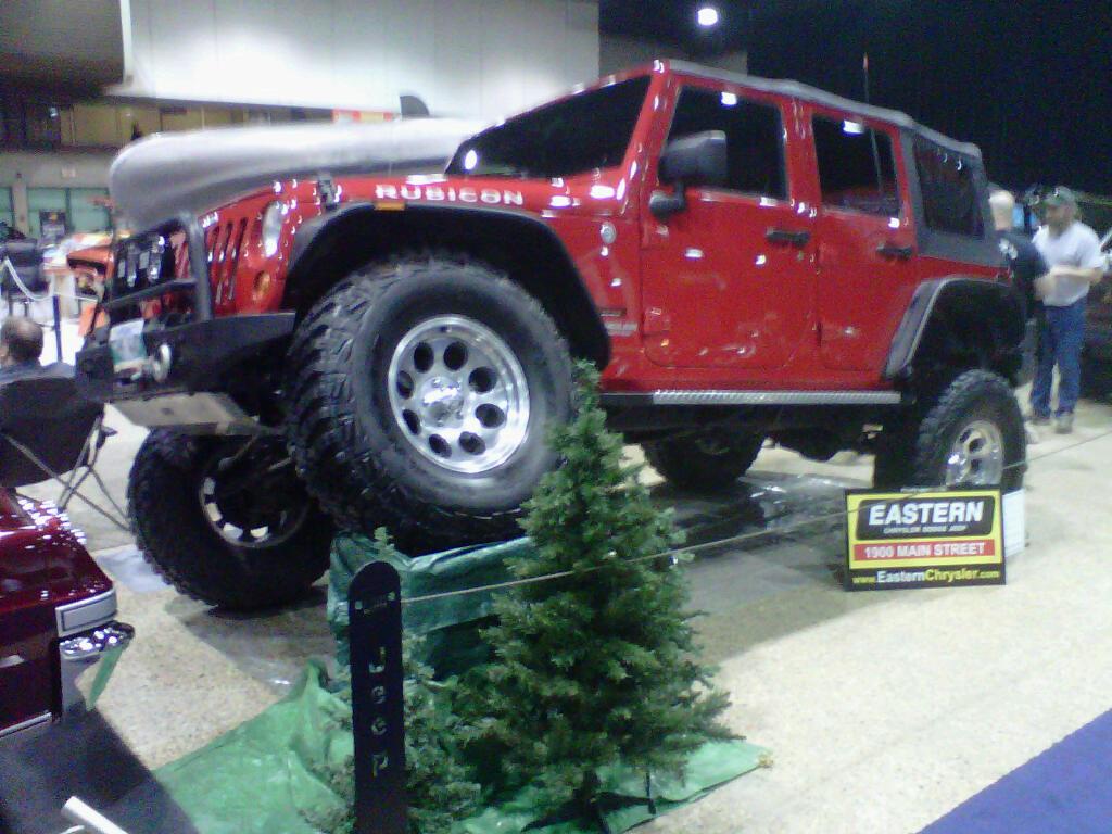 Winnipeg Jeeps Take BEST CLUB DISPLAY At Car Show JKowners - Jeep car show near me
