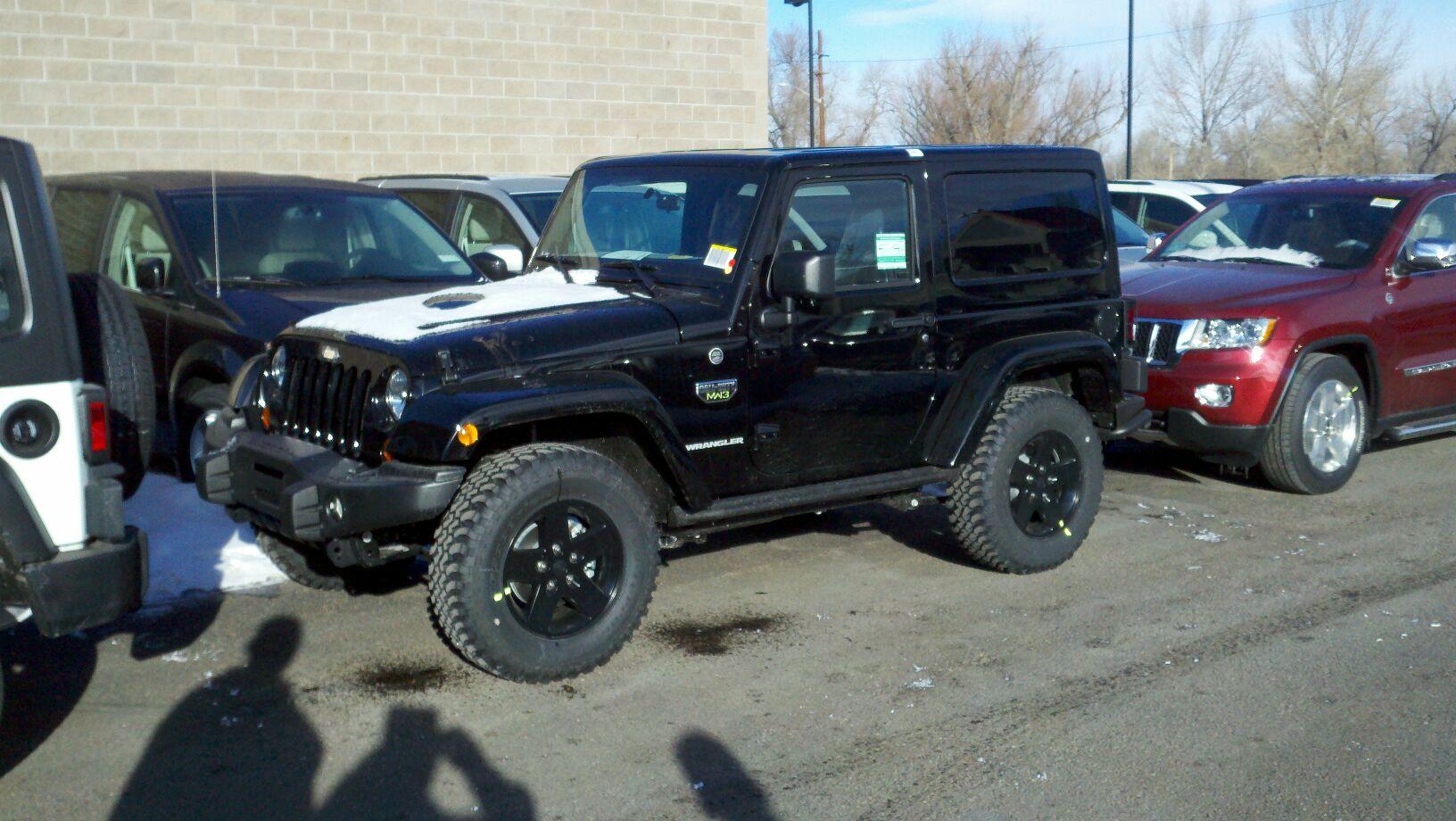 12 Call of Duty MW3 Sticker Shock  JKownerscom  Jeep Wrangler