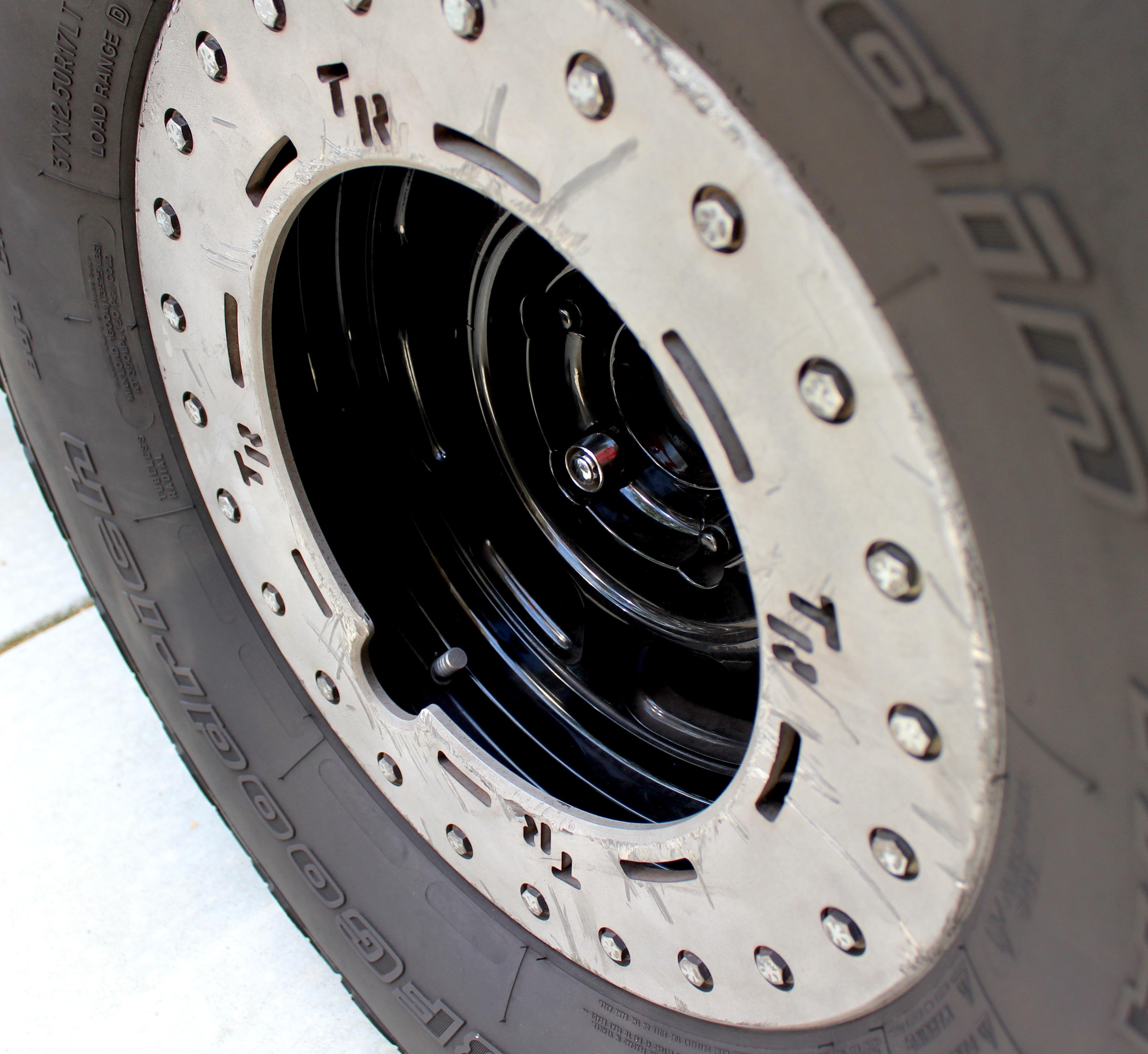 Painting bead lock rings? - JKowners com : Jeep Wrangler JK