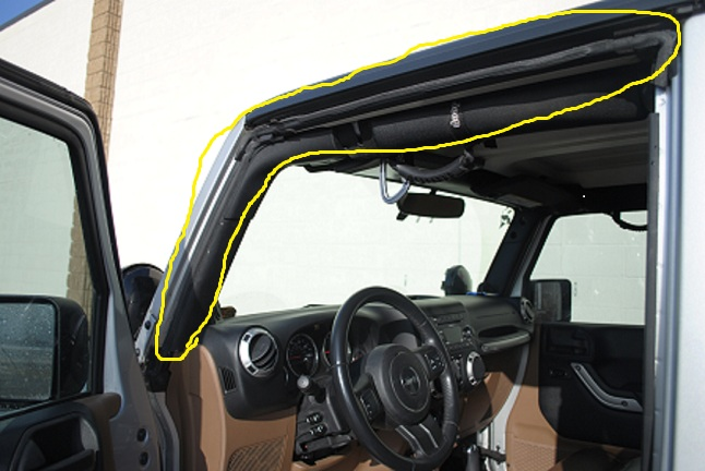 How to fix some of your leaks - JKowners.com : Jeep Wrangler JK Forum