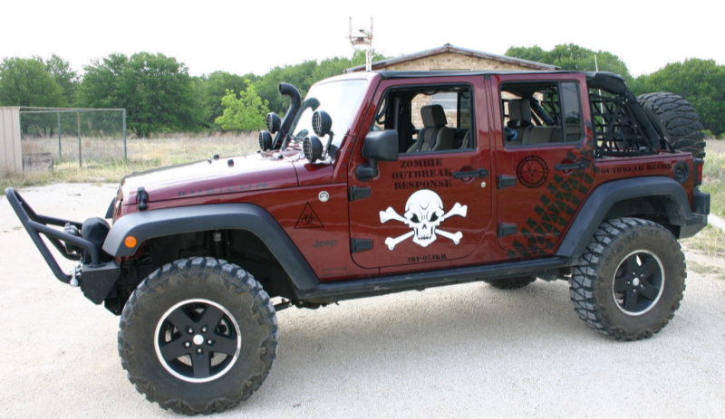 Zombie Recon Jk Jkowners Jeep Wrangler Forum