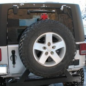 Rancho Rear Bumper