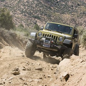 Miller Jeep Trail