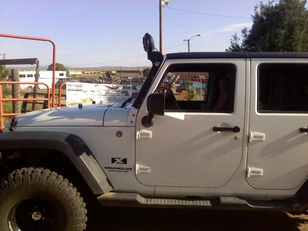 Carr xrs rota light bar opinions jkowners jeep wrangler jk i can get some better pics tonight hopefully maybe even some with the lights on aloadofball Gallery