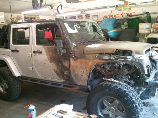 Low Cost V8 Swap Page 3 Jkowners Com Jeep Wrangler